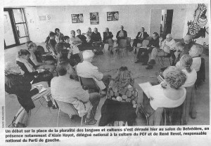 2011-10-09-L Marseillaise débat FdeG LCF